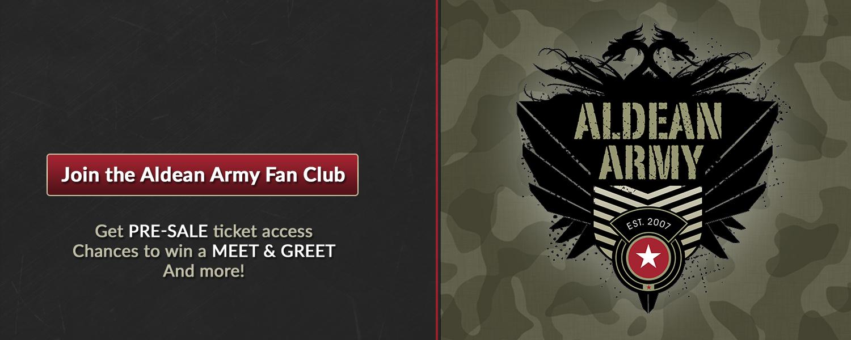 Join the Aldean Army Fan Club