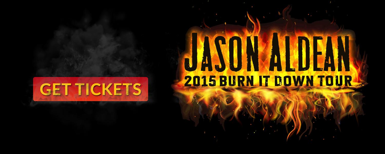 2015 Burn It Down Tour Tickets