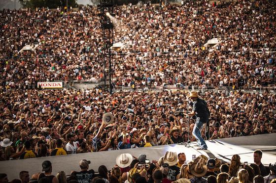BURN IT DOWN TOUR HITS 2 MILLION MARK IN TICKET SALES