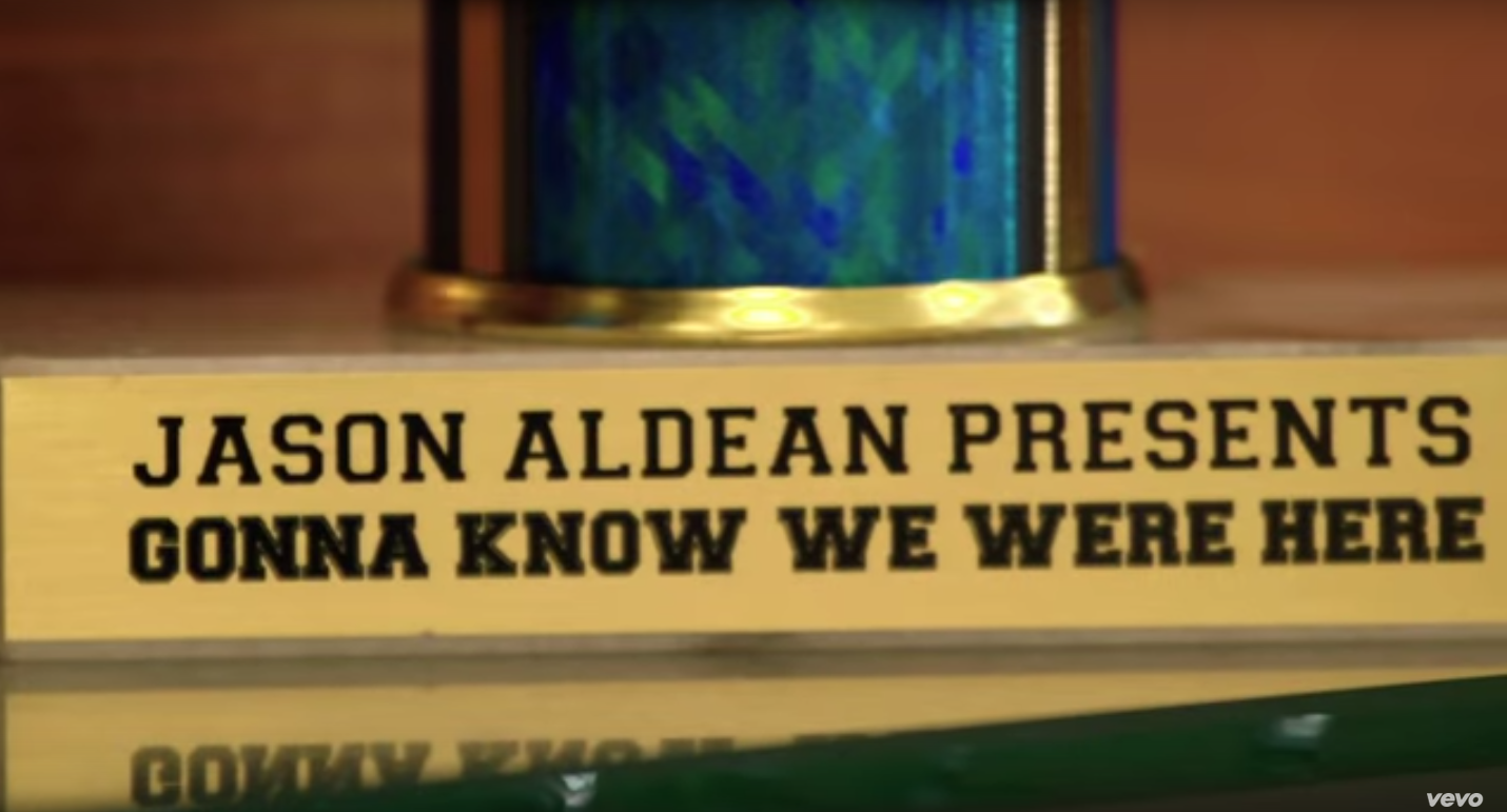 "New ""Gonna Know We Were Here"" Lyric Video"